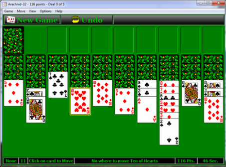 solitaire games download for windows 7 64 bit