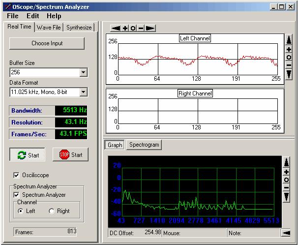 Spectrum Analyzer Download Spectrum Analyzer Main